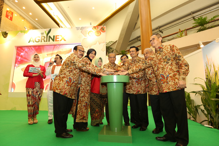 Softlaunching Agrinex
